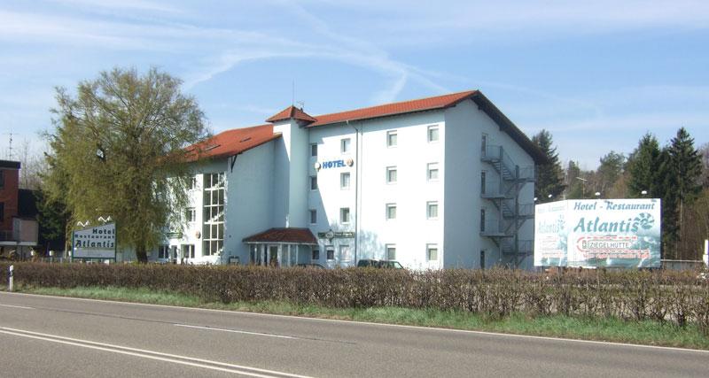 Hotel Atlantis Ramstein
