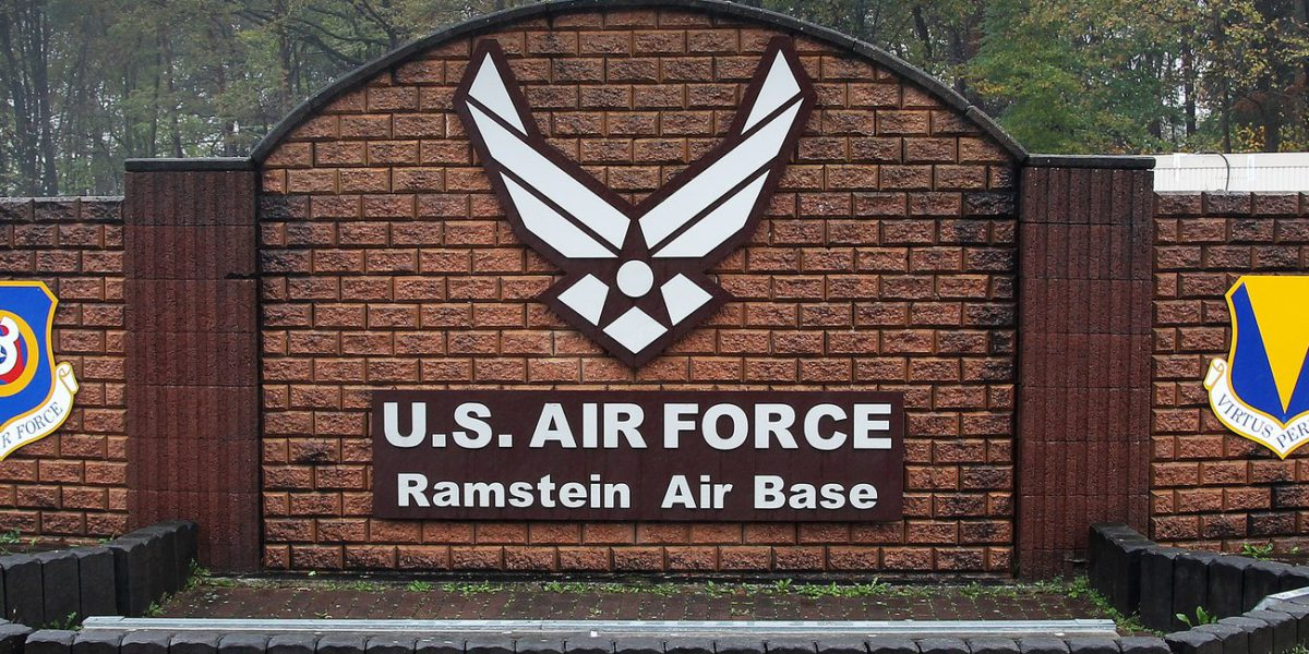 U.S. AIR FORCE Ramstein Air Base